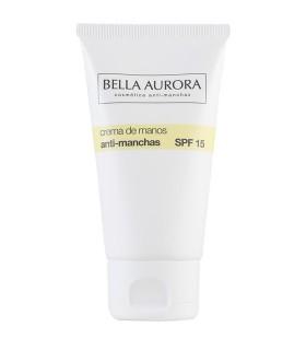 Bella Aurora Crema Manos Antimanchas SPF15 75ml
