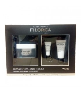Filorga Pack Time Filler 50ml + Time Filler Night 15ml + Time Filler Eyes 4ml
