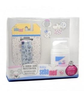 Sebamed Baby Crema Protectora Facial 50 ml + Chupetero