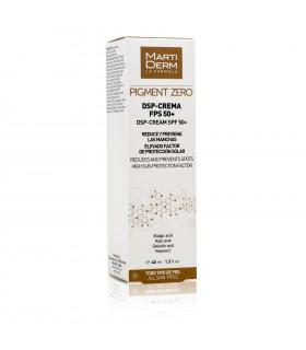 Martiderm Pigment Zero DSP-Crema SPF50+ 40ml