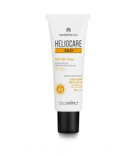 Heliocare 360 Gel Oil-Free Toque Seco SPF50 50ml