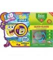 Relec Pulsera AntiMosquitos Bob Esponja Basket 2 Recargas +3 años