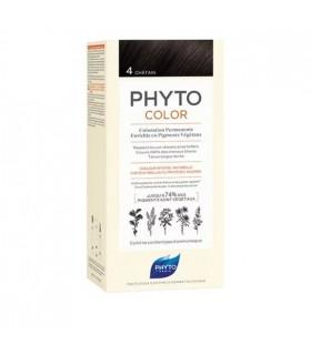 PhytoColor Tinte 4 Castaño