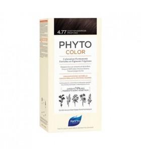 PhytoColor Tinte 4.77 Castaño Marron Intenso