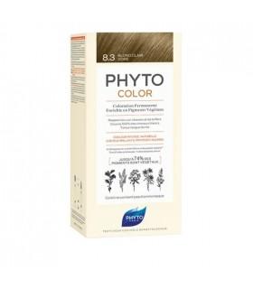 PhytoColor Tinte 8.3 Rubio Claro Dorado