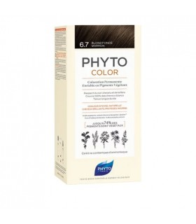 PhytoColor Tinte 6.7 Rubio Oscuro Chocolate