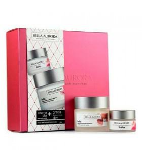 Bella Aurora Pack Bella Dia Piel Normal-Seca 50ml + Contorno de Ojos 15ml