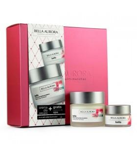 Bella Aurora Pack Bella Dia Piel Mixta-Grasa 50ml+Contorno Ojos 15ml