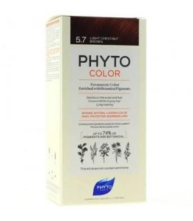PhytoColor Tinte 5.7 Castaño Marron Claro