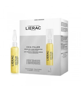 Lierac Cica Filler Serum Anti-Arrugas Reparador 3x10ml