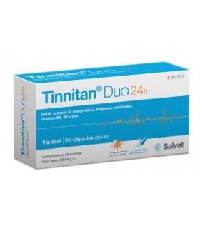 Tinnitan Duo 24h 60 capsulas