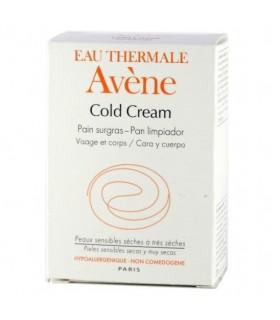 Avene Cold Cream Pan Limpiador 100gr