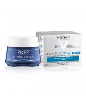 Vichy Liftactiv Noche Antiarrugas y Firmeza Global 50ml