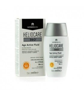 Heliocare 360 Age Active Fluid SPF50+ 50ml