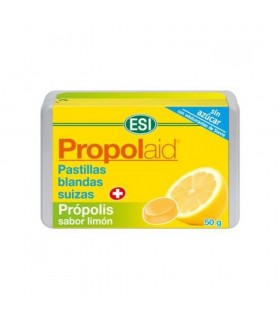 Propolaid Caramelos Blandos sabor Limon 50 gr