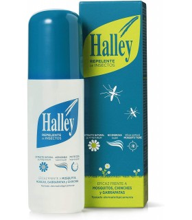 Halley Repelente de Insectos Spray 100 ml