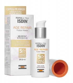 Isdin Age repair SPF50 Triple Accion Anti-envejecimiento 50ml