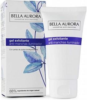 Bella Aurora Gel Exfoliante Iluminador 75ml
