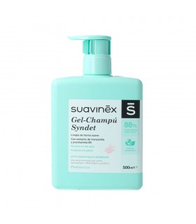 Suavinex Gel-Champu Syndet 500ml