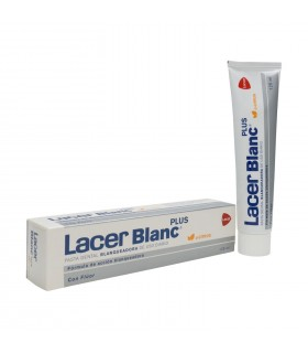 Lacer Blanc Plus Citrus Pasta Dental Blanqueadora 125ml
