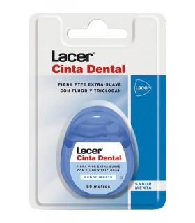 Lacer Cinta Dental Fibra PTFE Extra Suave 50 m