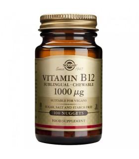 Solgar Vitamina B12 1000mcg 100 cap