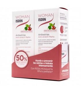 Isdin Woman Antiestrias Duplo 2x 250ml (antes Velastisa)