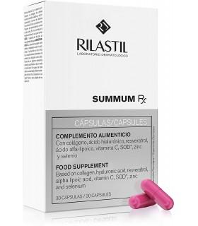 Rilastil Summum Rx 30 Capsulas