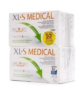 XLS Medical Captagrasas Duplo 2x180 comp