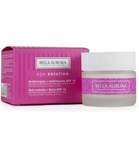 Bella Aurora Age Solution Antiarrugas Reafirmante SPF15 50ml