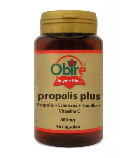 Obire Propolis Plus 400mg 90cap