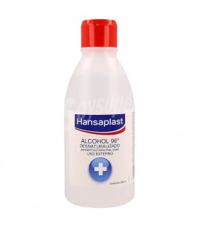 Alcohol de 96 Uso Topico Hansaplast 250ml