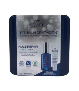 Rilastil Multirepair Pack HA Serum 30ml+Contorno Ojos 15ml