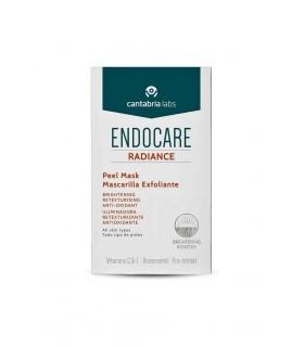 Endocare Radiance Peel Mascarilla Exfoliante 5 monodosisx6ml