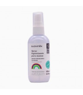 Suavinex Spray Higienizante de Manos 100ml
