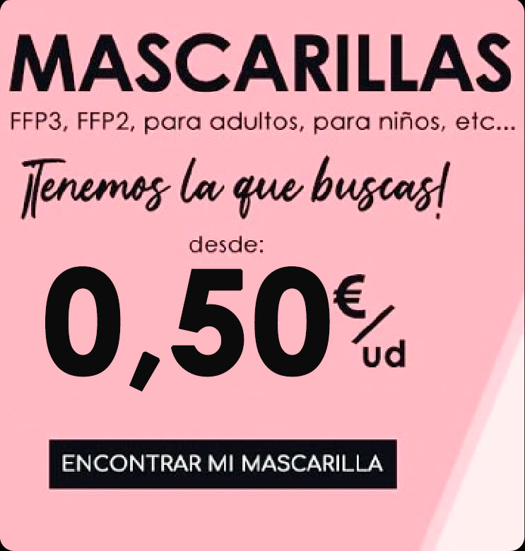 oferta mascarillas ffp2